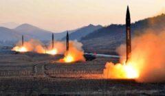 """كوريا الشمالية تتحدى فزع كورونا بـ""""تجربة صاروخية"""""""