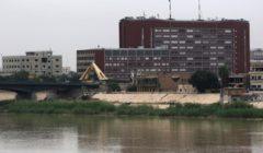 هجوم صاروخي يستهدف المنطقة الخضراء وسط بغداد