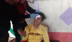 إصابة ستة متظاهرين ببنادق صيد في بغداد