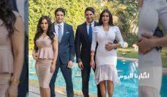 إطلالة ياسمين صبري في زفافها.. كم تكلفت وما التعديل الذي أجرته؟ (صور)