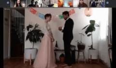 بسبب «كورونا».. نيويورك تمنح تراخيص الزواج عبر تطبيق «زووم»