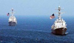 البحرية الأمريكية تنشر فيديوهات لأجسام طائرة مجهولة
