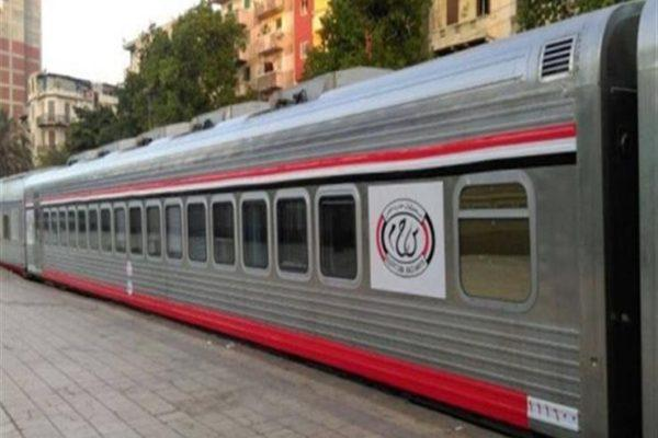 بدءًا من الغد.. السكة الحديد: تشغيل ٥ قطارات إضافية بالوجه البحري