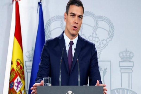 رئيس وزراء إسبانيا يطالب بوضع آليه ديون مشتركة جديدة