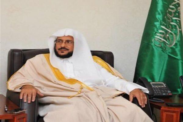 وزير الأوقاف السعودي يعزي الطيب وجمعة في وفاة حمدي زقزوق