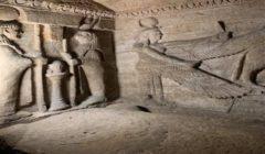 السياحة والآثار تنظم جولة افتراضية جديدة لمقابر كوم الشقافة في الإسكندرية