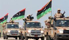 الجيش الليبي يسقط طائرتين مسيرتين تركيتين شرقي مصراتة