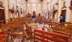 الكنيسة الكاثوليكية في سريلانكا تعفو عن منفذي هجمات عيد الفصح الماضي