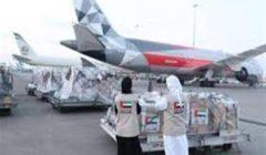 إمدادات طبية إماراتية إلى موريتانيا لمواجهة كورونا