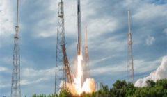 روسيا تطلق سفينة فضاء لنقل إمدادات إلى محطة الفضاء الدولية