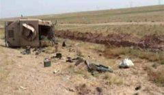 """""""سانا"""": اختفاء جنديين أمريكيين بريف دير الزور بعد هجوم على عربتهما"""