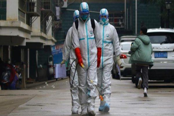 """في يوم """"كنس المقابر"""".. الصين تصمت 3 دقائق حدادًا على ضحايا """"كورونا"""""""