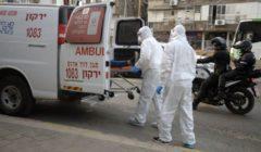 ارتفاع حالات الإصابة بفيروس كورونا لـ5591 في إسرائيل.. و21 وفاة