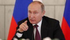 بوتين يعلن شهر أبريل الجاري عطلة مدفوعة الراتب منعا لتفشي كورونا