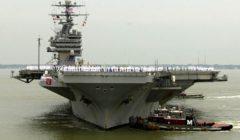 البحرية الأمريكية: قائد حاملة الطائرات المنكوبة بفيروس كورونا لن يطرد   فيديو