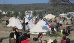كورونا يغزو مخيمات اللاجئين في اليونان