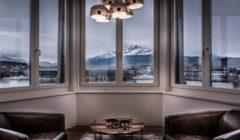 منتجع سويسري يقدم شقق حجر صحي تتضمن اختبارات فيروس كورونا