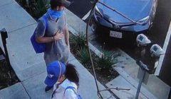 في أول ظهور لهما بأمريكا.. هاري وميجان يوزعان الطعام على المحتاجين | فيديو وصور