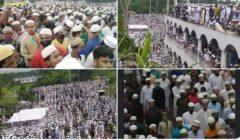 بنجلاديش تغلق 7 قرى بعد مشاركة عشرات الآلاف في جنازة رجل دين