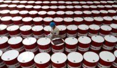 عقود النفط الأمريكي تسليم يونيو إلى 9.74 دولار للبرميل