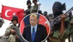 انفجار ألغام بقرية سورية وأنباء عن سقوط قتلى ومصابين من مرتزقة أردوغان