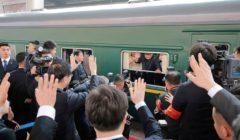 القطار المصفح.. معلومات لا تعرفها عن المقر المتنقل لزعيم كوريا الشمالية
