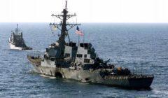 الحرس الثوري يكشف عن سقوط قتلى باصطدامات بحرية في الخليج بينهم مدمرة أمريكية