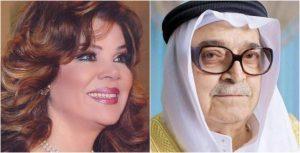 """وفاة صالح كامل .. مالك شبكة ART السابق وزوجته الفنانة صفاء أبو السعود تكشف سر زواجهما :""""متجارش بيا"""""""