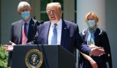 ترامب يأمل في الوصول للقاح قبل نهاية العام الحالي
