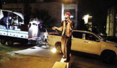 مسرح متنقل فى أحياء القدس.. «فرقة البهاء»: عربة غناء مكشوفة مضاءة بفانوس