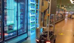 «أمازون» تبتكر روبوت لقتل فيروس كورونا بالأشعة فوق البنفسجية