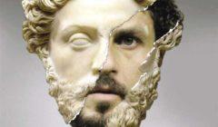 «جاسر» يدمج وجوه مصرية مع تماثيل رومانية: «كنت عاوز أعمل حاجة مختلفة» (صور)