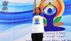 لشركاتها وموظفيها في مصر.. سفارة الهند تنظم ورشة عمل لليوجا عبر الإنترنت