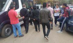 """الشرطة تفض حفل زفاف في الطالبية.. وتطهير الشارع ومصادرة """"الدي جي"""""""