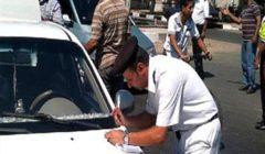 الانتظار الخاطئ آفة شوارع الجيزة بـ560 مخالفة في 24 ساعة