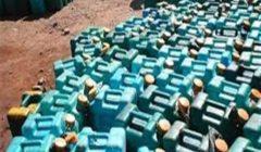 إحباط محاولة بيع 8000 لتر بنزين مُدعم في السوق السوداء بالقاهرة