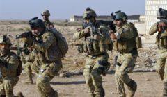 القوات الأمنية العراقية تعتقل أربعة عناصر من داعش جنوب الموصل