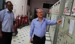 الكهرباء: إعادة توزيع الأحمال بمحطات المحولات واستمرار تركيب المكثفات لتقليل الفقد
