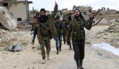 المعارضة السورية تستعيد السيطرة على قرية استراتيجية بريف حماة