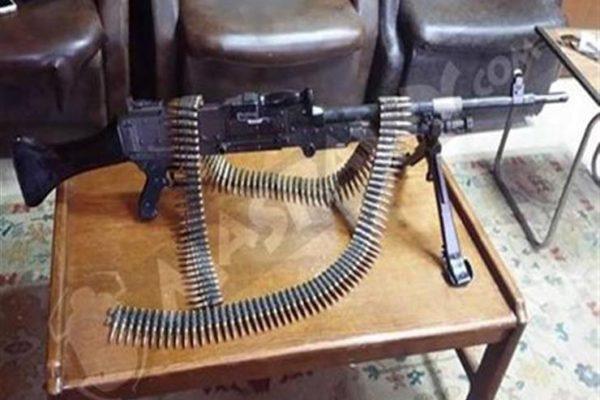 """بينها """"رشاش جرينوف"""".. ضبط 5 متهمين بحوزتهم أسلحة نارية في أسيوط"""