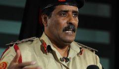 """المسماري: """"الوطية"""" ستعود لسيطرة الجيش الليبي قريبًا.. والمعركة لم تنته"""