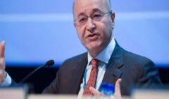الرئيس العراقي: التحديات التي يواجهها المجتمع الدولي جراء كورونا ضخمة