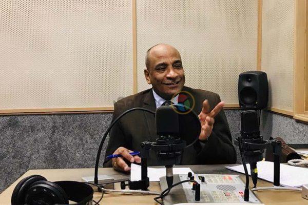 نعينع قارئا.. رئيس إذاعة القرآن الكريم يكشف تفاصيل بث صلاة العيد من مسجد السيدة نفيسة