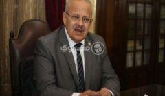 """الخشت يضع حجر أساس مسرح """"دولت أبيض"""" بجامعة القاهرة بأحدث التقنيات العالمية"""