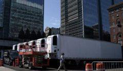 تحقيق في نيويورك بعد العثور على عشرات الجثث داخل شاحنات