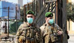 الجيش اللبناني: ندعم حق التظاهر السلمي مع عدم التعرض للمؤسسات