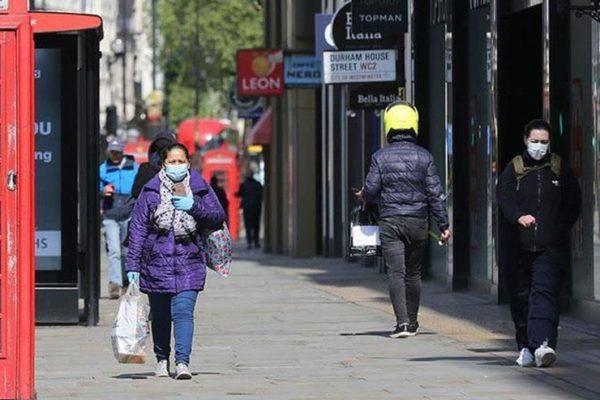 كورونا في بريطانيا: 255 ألفا و544 وفاة و36 ألفا و475 إصابة