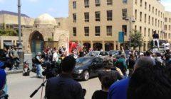 لبنان: وقفة احتجاجية أمام وزارة الاقتصاد رفضا للغلاء وتفلت الأسعار
