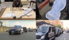 نشرة الحوادث المسائية.. ربة منزل تقتل زوجها بالجيزة وضبط ٦ آلاف شخص خرقوا الحظر