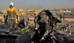 أسر ضحايا الطائرة الأوكرانية المنكوبة يطالبون بعدم استئناف الرحلات فوق مجال إيران الجوي